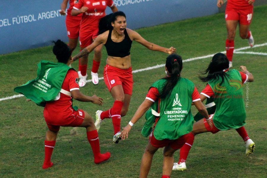 semifinal copa libertadores femenina