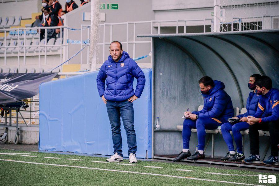 "Lluís Cortés: ""La Copa es un torneo diferente"""
