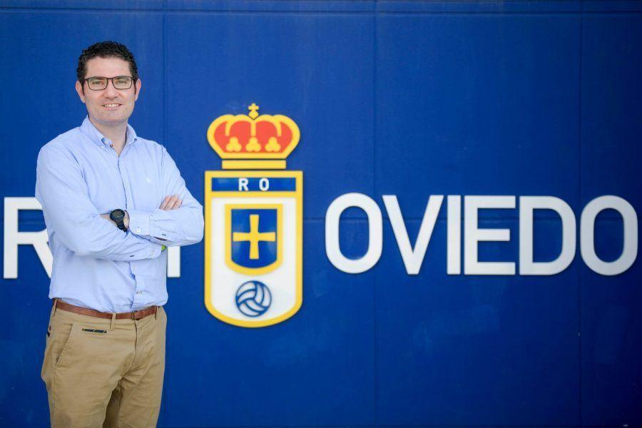 Álex Rodríguez Real Oviedo