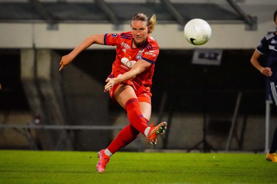 Division 1 Féminine (21ª jornada)