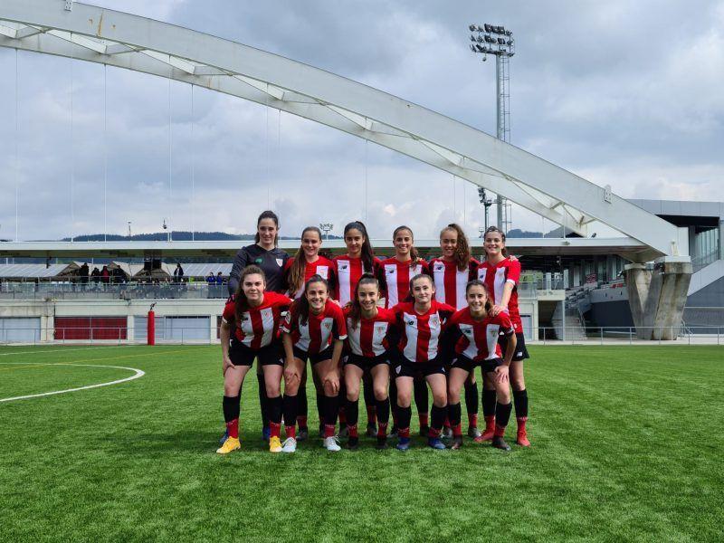 Athletic y Eibar se abren paso camino a 1ª Nacional