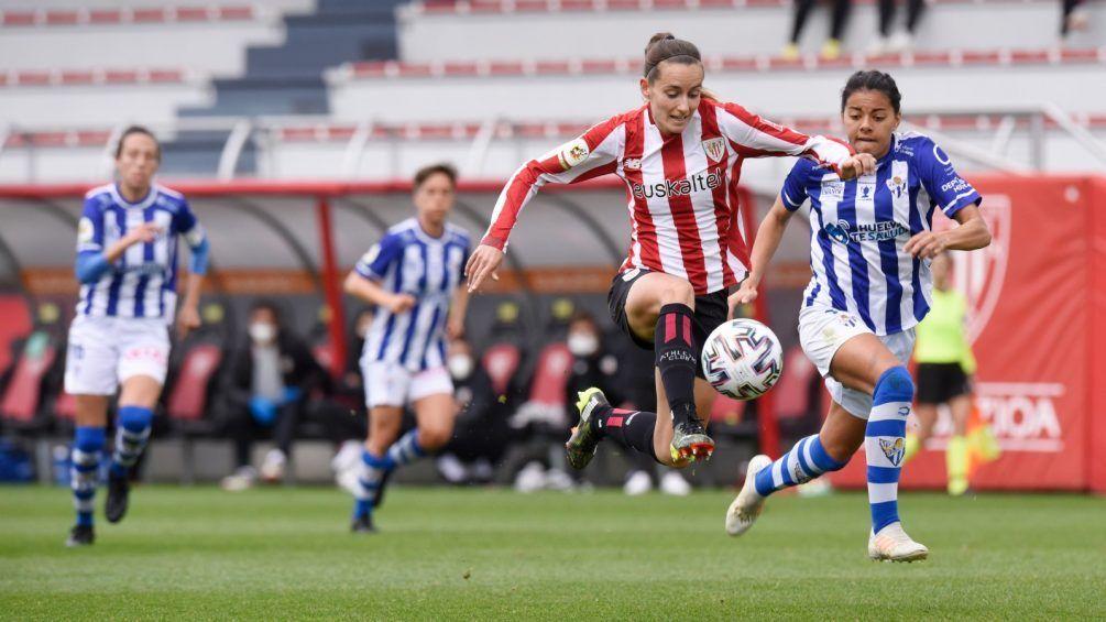 Empate entre el Athletic de Bilbao y el Sporting de Huelva en un duelo crucial