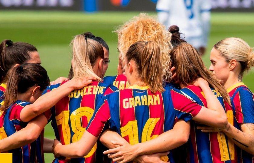 El FC Barcelona sigue en su línea