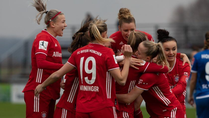 El Bayern se aceca al título