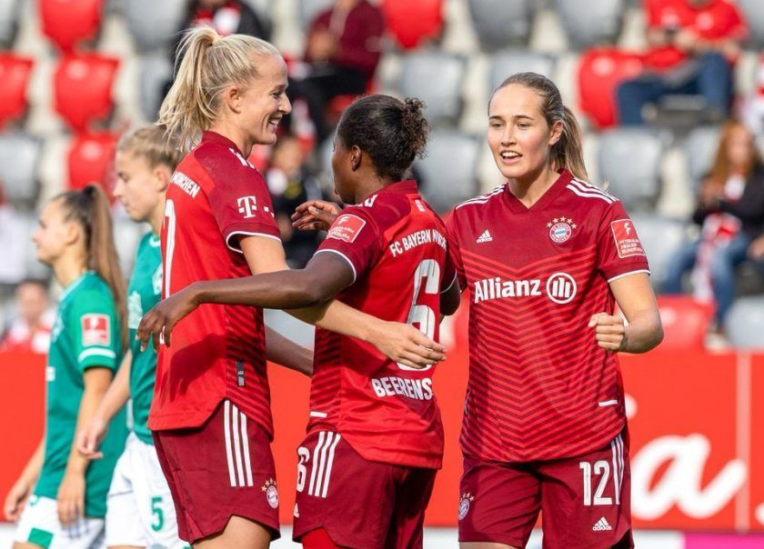 Bundesliga Frauen