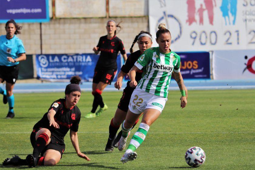 Real Betis y Real Sociedad