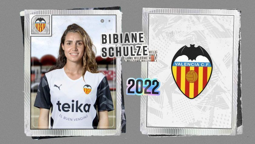 Bibiane Schulze se va cedida al Valencia CF