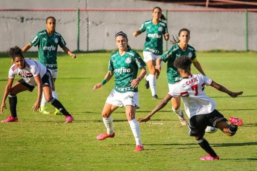 Brasileirão Feminino 2021 (Jornada 13)