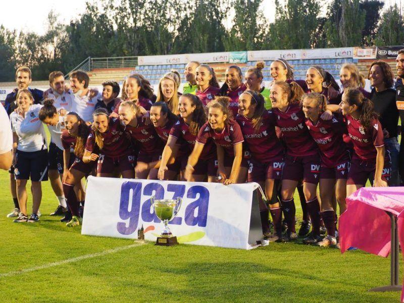 Primer Torneo femenino leonés