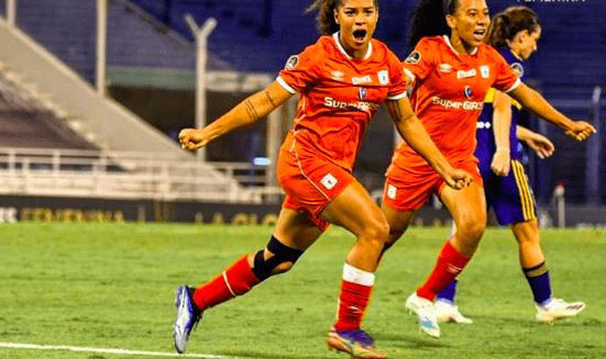 cuartos de final Copa Libertadores femenina