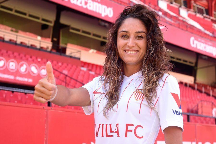 El Sevilla ficha a Débora García y renueva a Isabella Echeverri