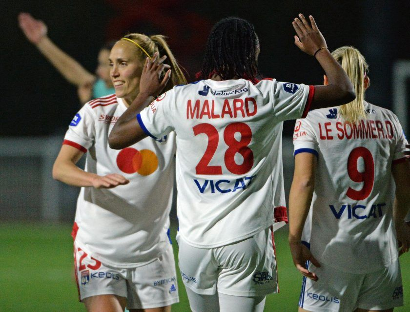 Division 1 Féminine (17ª jornada)