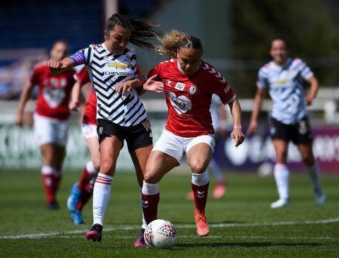 Jornada 21 de la FA WSL - Bristol v United