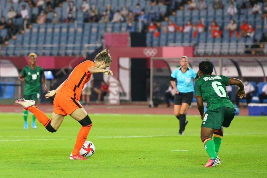 Abultada victoria para Países Bajos - Viv