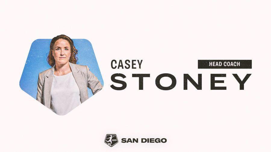 Casey Stoney, primer fichaje de San Diego
