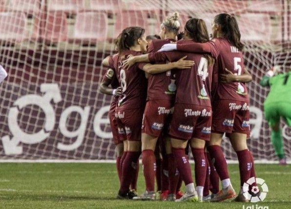 Crónica del partido entre el EDF Logroño y el Madrid CFF