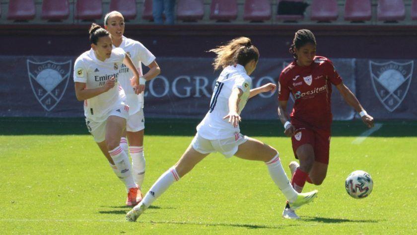 EDF Logroño - Real Madrid