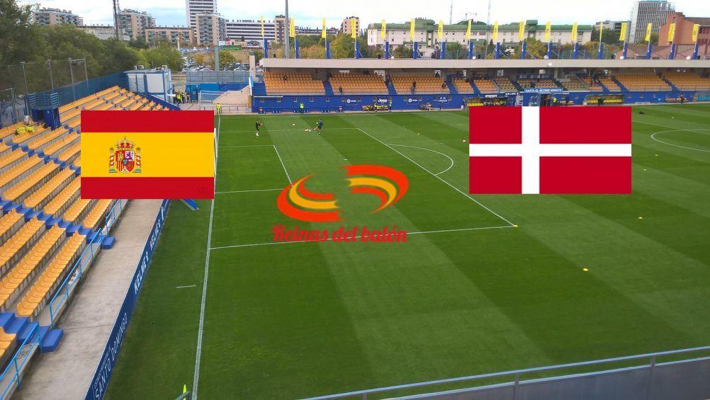 España y Dinamarca se citan con la historia