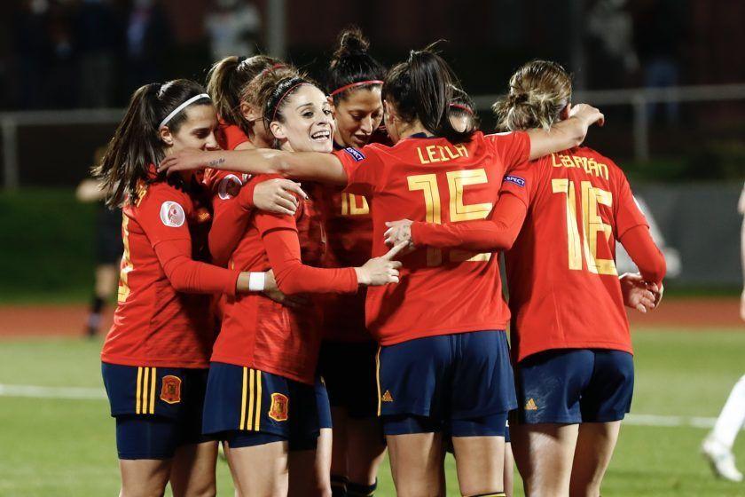 La Selección española entre las 10 mejores