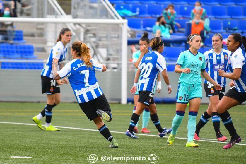 Espanyol y Levante reparten puntos