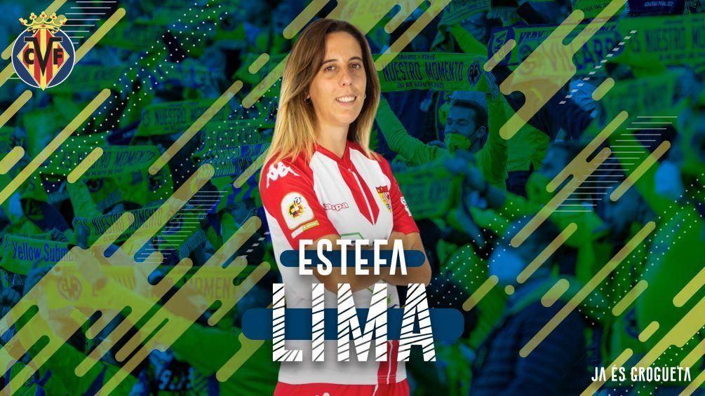 Estefa Lima ficha por el Villarreal