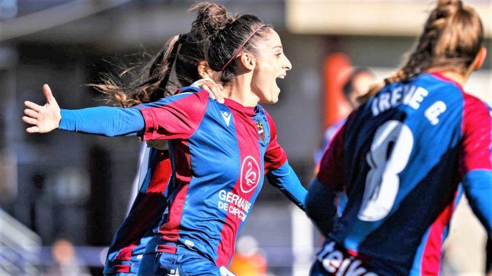 Primera Iberdrola Fútbol Femenino Real Madrid Levante RFEF