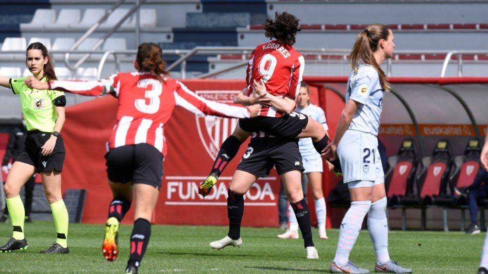 El Athletic Club de Bilbao se impone al Valencia Club de Fútbol por 2-0
