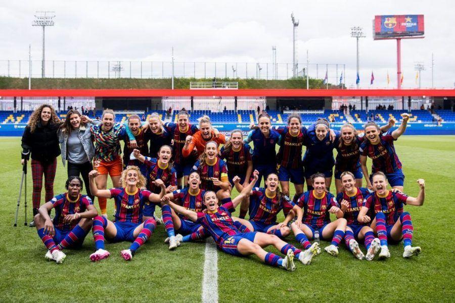 El Barça se vuelve a citar con la historia
