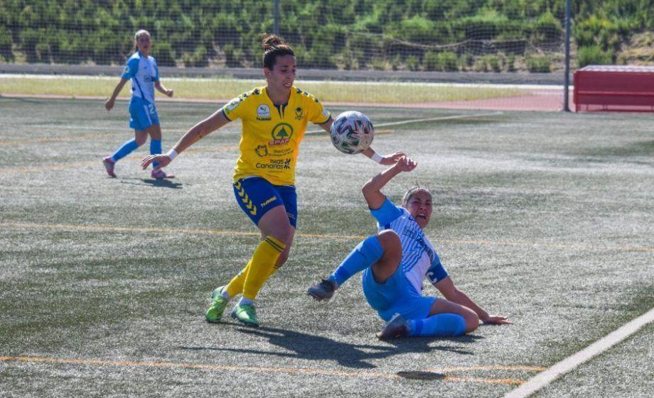 El CD Femarguín ganó en Málaga