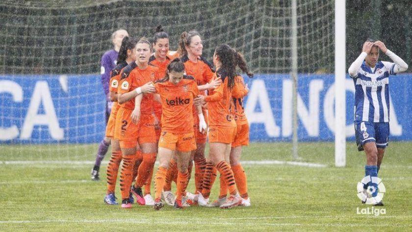 El Deportivo y el Valencia firman tablas en Abegondo