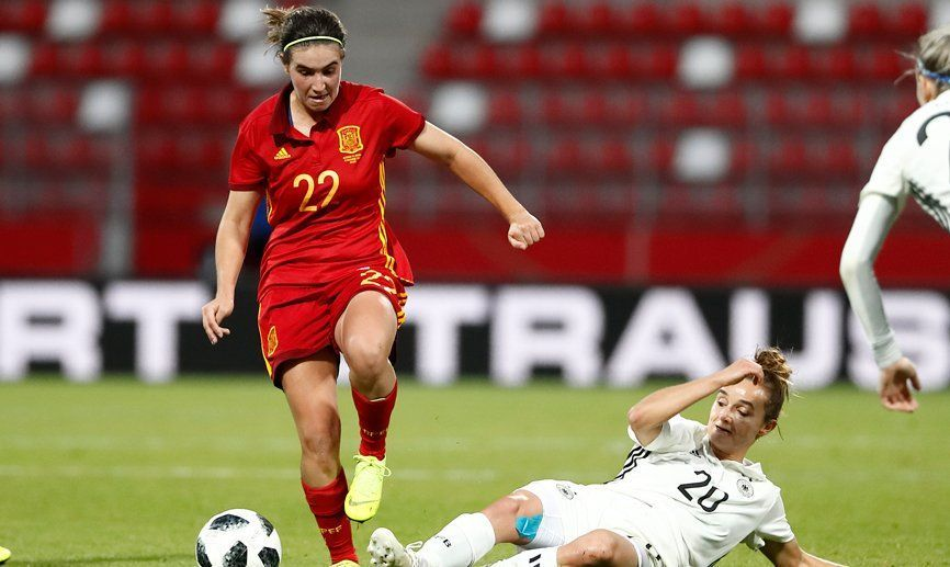 España planta cara a Alemania