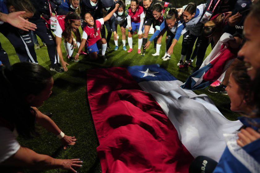 Chile a los Juegos Olímpicos