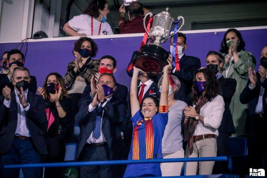 Vicky Losada deja el Barcelona