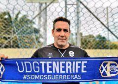 La UGD Tenerife anuncia la renovación de Francis Díaz
