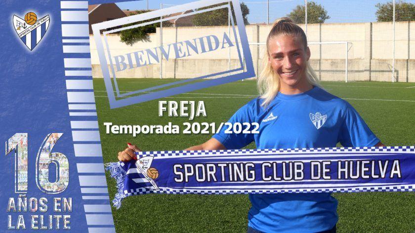 Freja Sorensen es el octavo refuerzo del Sporting