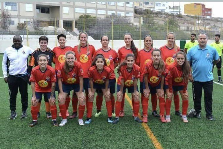 FURIA ARONA 1ª Nacional Grupo 6º Canarias
