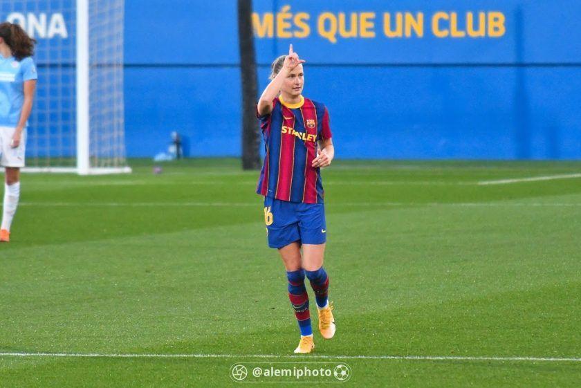 El Barcelona camino de hacer historia