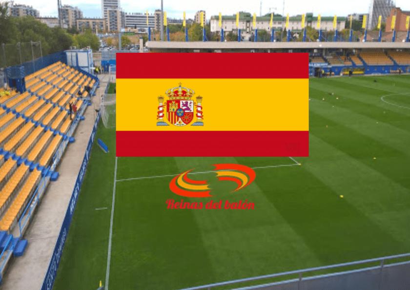 La selección española jugará en Alcorcón