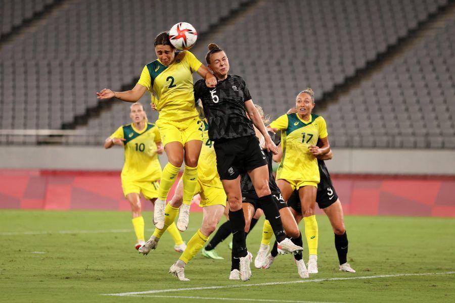 Las Matildas debutan con victoria - Kerr