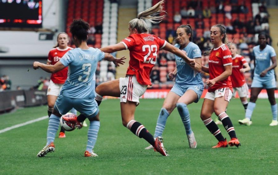 Jornada 5 de la FA WSL - Derby Manchester