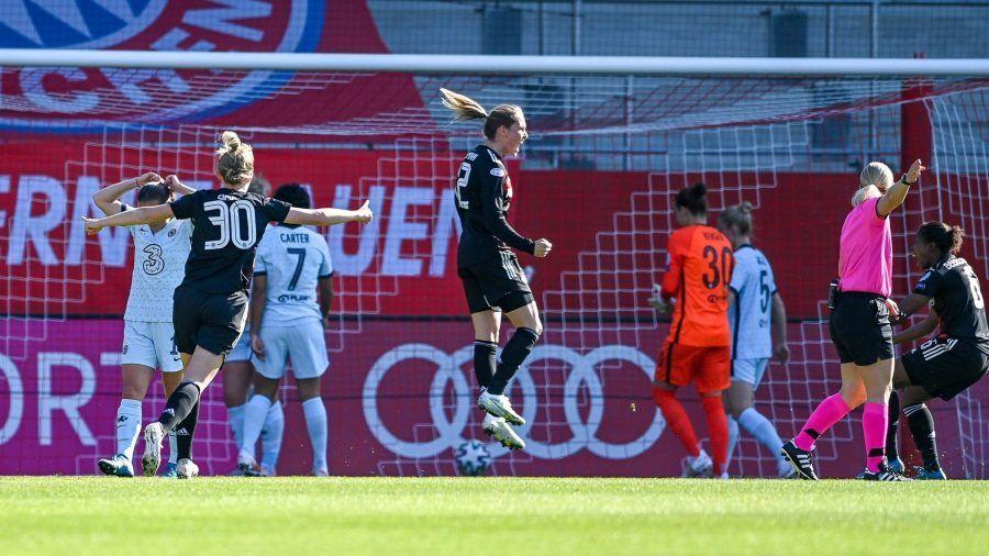 Victoria por la mínima para el Bayern