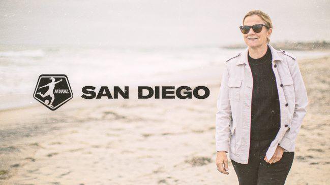 San Diego llega a la NWSL - Ellis