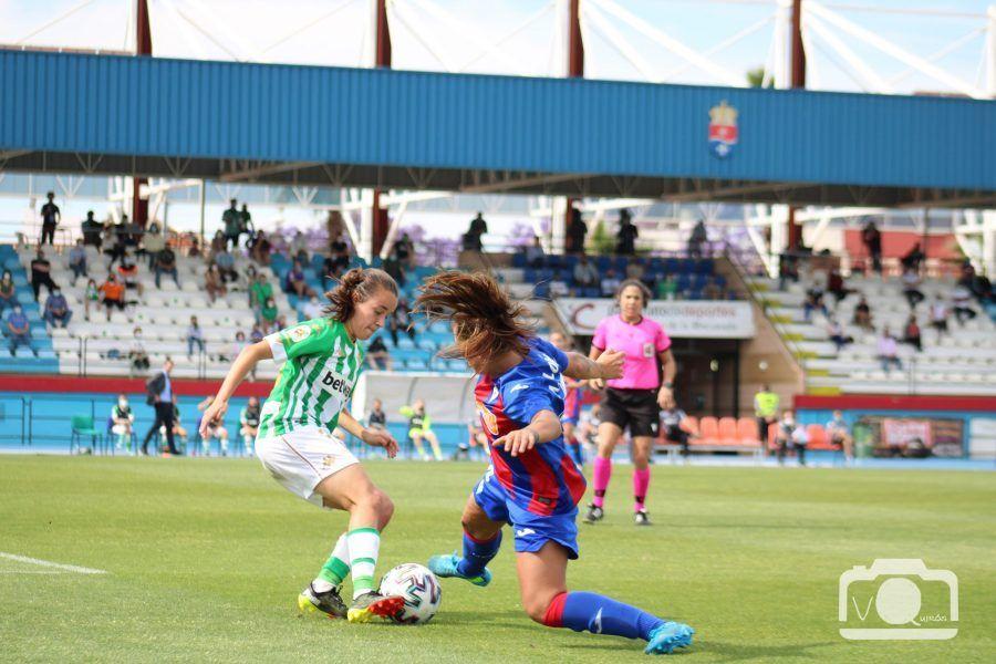 El Real Betis se deja dos puntos ante la SD Eibar