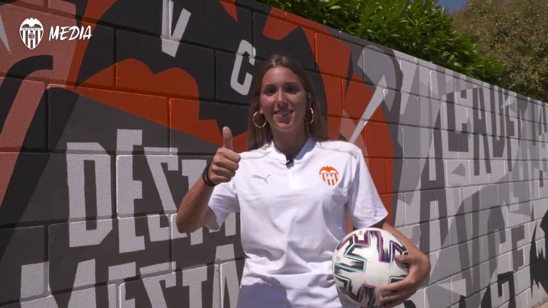 Júlia Aguado pasa a formar parte de la primera plantilla
