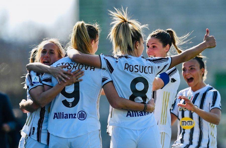 Juventus y AC Milán