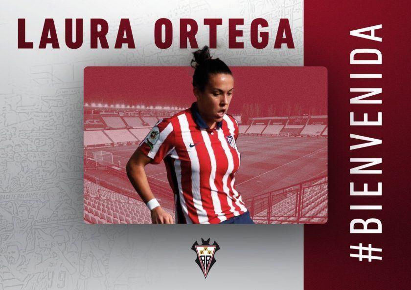 Laura Ortega y Sheila Garrido reforzarán el Funda