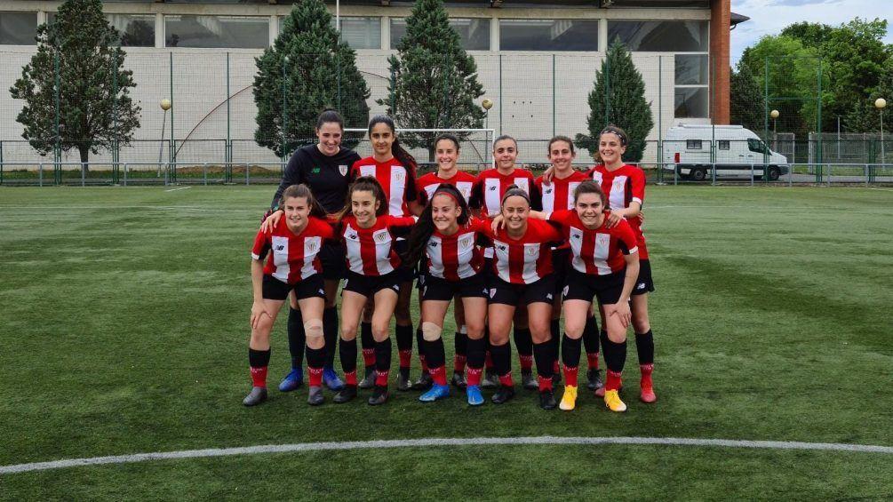 Jornada 3 de la Liga Vasca femenina subgrupos C y D