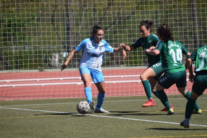El Málaga CF se encuentra al límite
