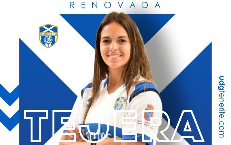 La nueva prolongación de contrato ha llegado para María Tejera