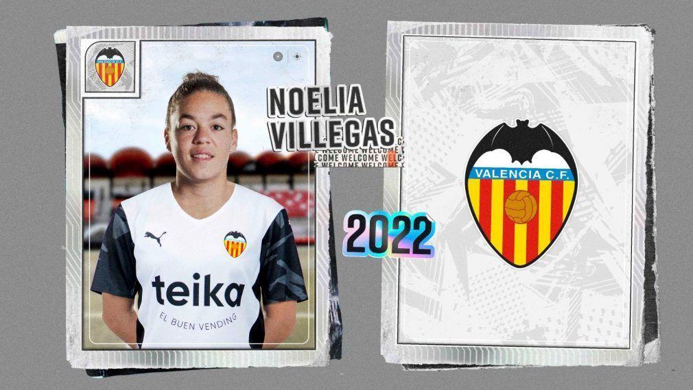 Noelia Villegas hasta 2022